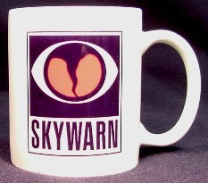 *NEW* Color Skywarn Coffee Mug