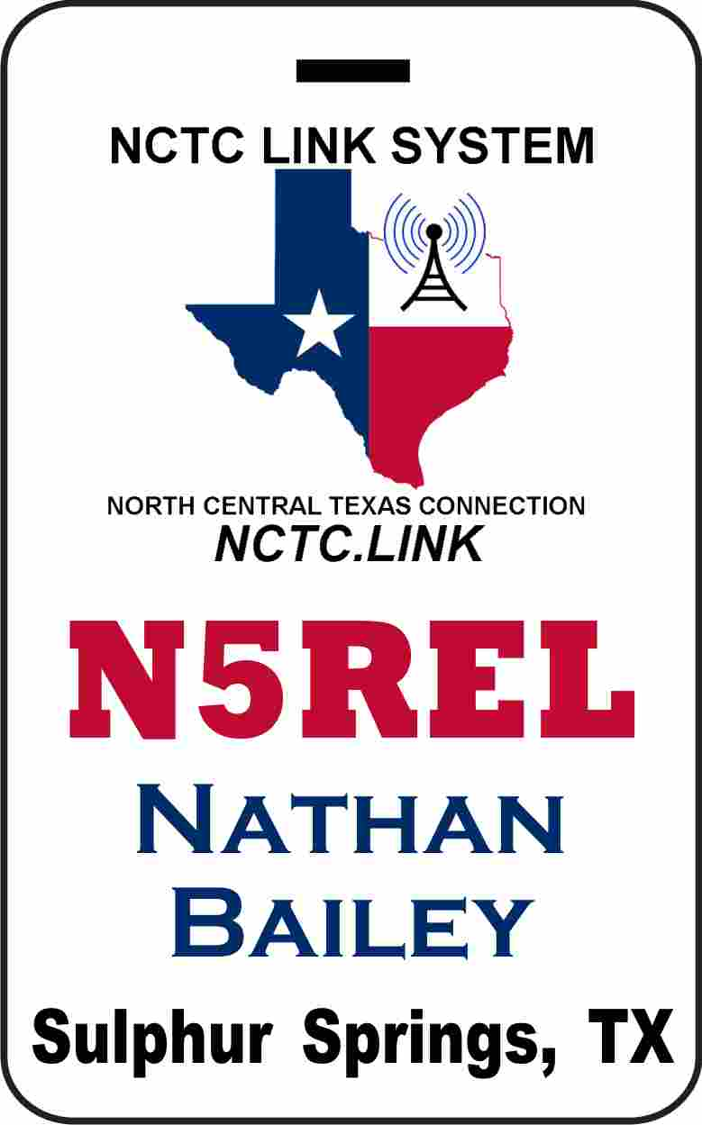 NCTC Vertical Badge