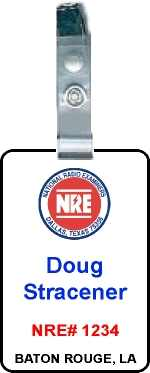 Style 1 Full Color NRE Badge