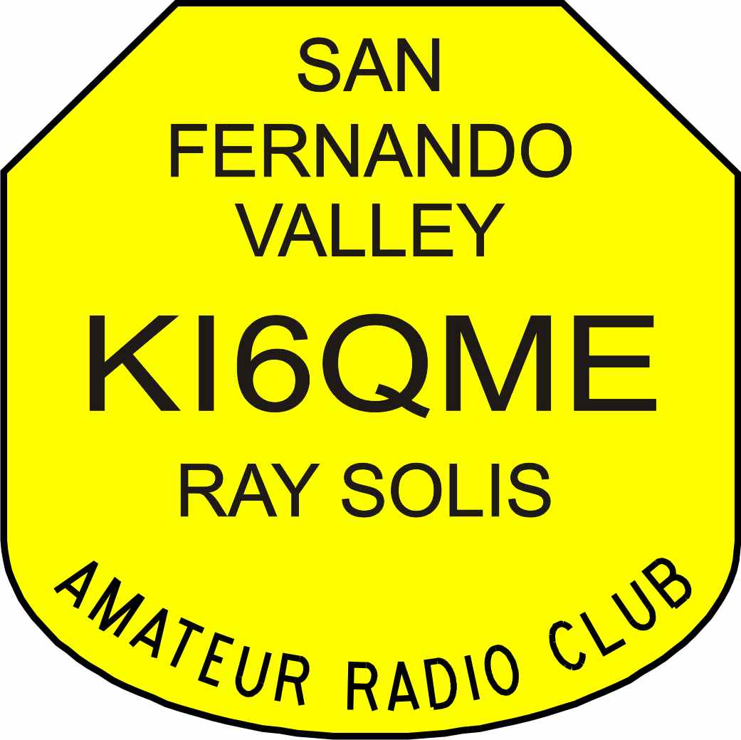 San Fernando Valley ARC Badge