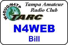 Tampa ARC Badge